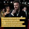 Le couple de la semaine : Victoria et David Beckham