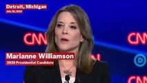 Marianne Williamson On Reparations: Anything Less Than $100Bn 'Is An Insult'