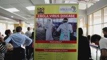 Muere el segundo caso de ébola detectado en la ciudad congoleña de Goma
