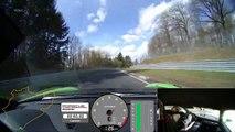 CRAZY Onboard!!! Porsche 911 GT3 RS (2018) Nürburgring-Nordschleife