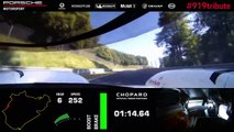 AMAZING All-Time Record Lap – ON-BOARD – Porsche 919 Evo on the Nürburgring