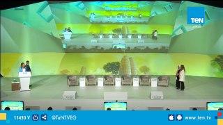الرئيس السيسي يستمع لعرض غرفة عمليات مبادرة حياة كريمة من ثلاث محافظات مختلفة لسير العمل