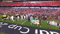 هدف هاري كين يقود توتنهام إلى نهائي كأس أودي على حساب ريال مدريد