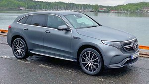 Mercedes EQC 400 4MATIC, 2019