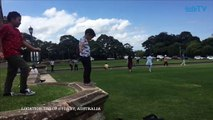 Yasser and Ziyaad Parkour in Sydney Part 3