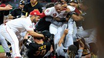 Pirates-Reds Tension Explodes in Another Benches-Clearing Brawl
