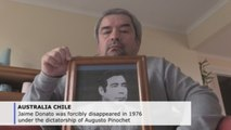Son of Chilean killed in Operation Condor calls for Nuremberg-like trials