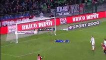 02/02/14 : Ola Toivonen (66') : Rennes - Lyon (2-0)