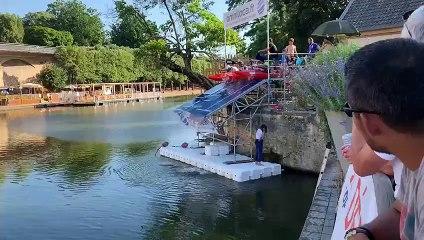 Championnats de France de kayak X-Trem à Metz