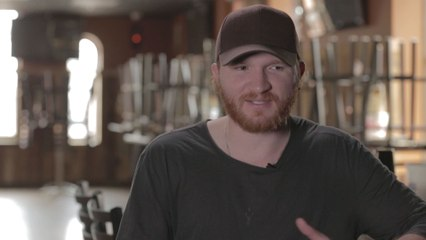 """Eric Paslay - Eric Paslay: The Story Behind """"Country Side Of Heaven"""""""