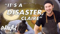 Brad and Claire Make Doughnuts Part 2: The Disaster