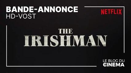 THE IRISHMAN : bande-annonce [HD-VOST]