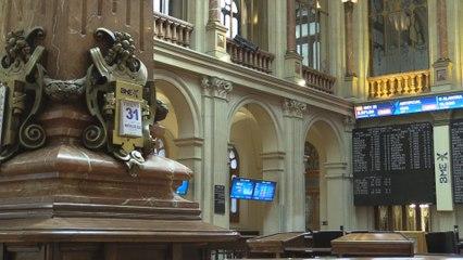 El Ibex 35 cae en el mes de julio un 2,48 %, el peor registro en este mes desde 2012
