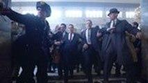 "'The Irishman': See Robert De Niro and Al Pacino ""De-Aged"" in New Trailer | THR News"