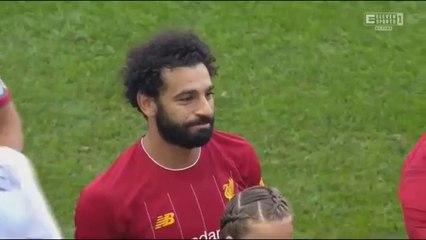 liverpool vs lyon all goals highlights
