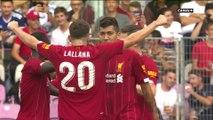 L'égalisation de Firmino pour les Reds