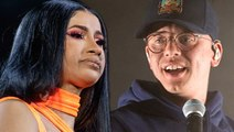 Logic To Marry Brittany Noell & Cardi B Reacts To Security Threat At Show