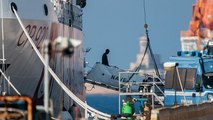 Les 116 migrants bloqués en Italie ont finalement débarqué