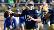 Notre Dame Needs Offensive Improvement to Return to College Football Playoff