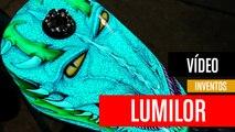 [CH] LumiLor, la pintura que emite luz
