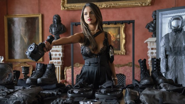 How Eiza González Is Defying Latina Stereotypes in Fast & Furious Presents: Hobbs & Shaw