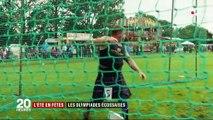 L'été en fête : les Jeux des Highlands, une tradition écossaise ancestrale