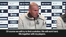 (Subtitled) 'Real will have a good season' Zidane confident as they beat Fenerbahce