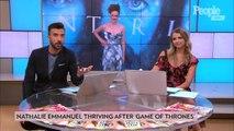 Game of Thrones' Nathalie Emmanuel on How Emilia Clarke Inspires Her: 'She's a Beast'