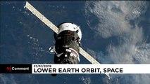 La Russie lance un vaisseau cargo vers l'ISS