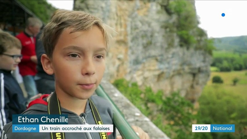 Voyager autrement : le train à vapeur pour découvrir la vallée de Dordogne