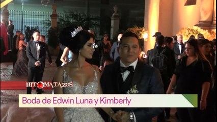 Boda de Edwin Luna y Kimberly