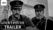 The Lighthouse Movie - Robert Pattinson, Willem Dafoe