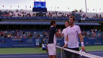 """(Subtitled) Andy """"in a much better place"""" Murray brothers overcome Mahut and Roger-Vasselin at Citi Open"""