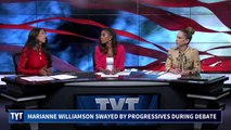 Marianne Williamson Swayed By Progressives