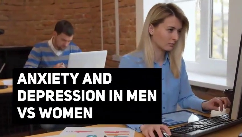 Depression and Anxiety in women and men: Understanding the gender gap