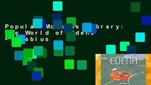 Popular Moebius Library: The World of Edena - Moebius