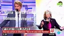 """""""María Teresa Campos ha pillado a Edmundo Arrocet"""" (y el asunto es muy feo)"""