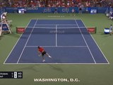 Washington - Tsitsipas débute bien son tournoi