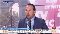 "Sébastien Chenu: ""Avec Emmanuel Macron, les libertés publiques reculent, le chaos est constant"""