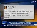 Bb. Pilipinas Gold sends netizens, celebrities buzzing on Twitter