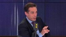 """Jean-Baptiste Djebbari dénonce """"l'ambiguïté qu'a tissée la France Insoumise à l'égard des violences"""""""