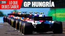 Claves del GP Hungría F1 2019
