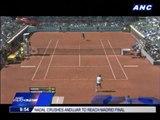 Nadal crushes Andujar to reach Madrid final