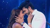 Nach Baliye 9: Erica Fernandes & Parth Samthaan romance each other in show; Check out | FilmiBeat