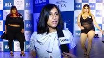 Lakme Plus Size Fashion Show: Fashion designer Rina Dhaka, Women models reaction SHOCK YOU |Boldsky
