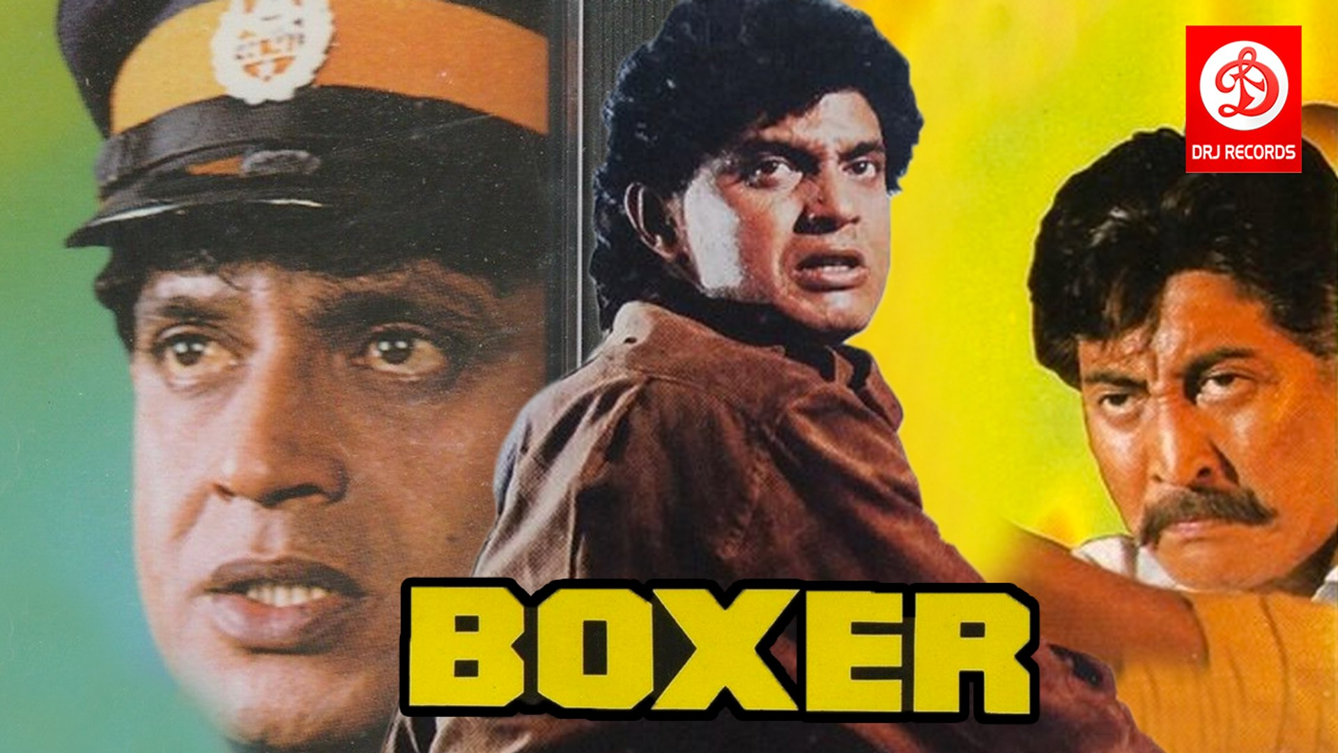 Boxer Full Hindi Movie {HD} Mithun Chakraborty, Rati Agnihot | Latest Bollywood Action Movies