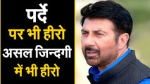 When Sunny Deol did a Tara Singh in real life, rescued a girl from Kuwait