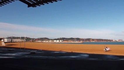 Investigación periodística desvela la contaminación química de las playas de Gijón la peor de España