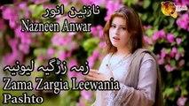 Pashto New Song 2019   Zama Zargia Lewania   Nazneen Anwar