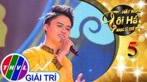 THVL | Hãy nghe tôi hát - Nhạc sĩ chủ đề - Tập 5[6]: Cánh Thiệp Đầu Xuân – Đào Ngọc Sang